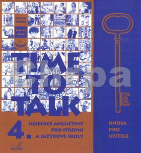 Time to Talk 4. Kniha pro učitele