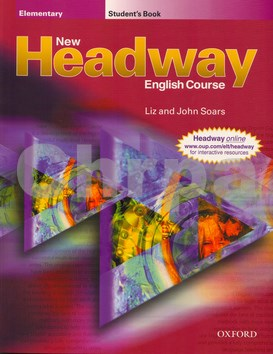 New Headway Elementary Studenťs Book