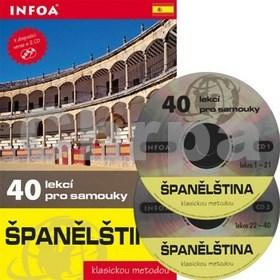 Španělština 40 lekcí pro samouky s 2CD