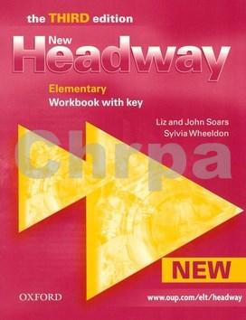 New Headway Elementary Third Edition Workbook with key