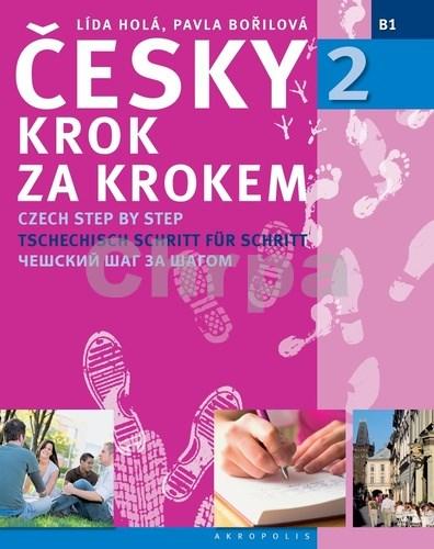 Česky krok za krokem 2 + 2 CD