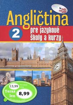Angličtina pre jazykové školy a kurzy 2