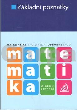 Matematika Základní poznatky