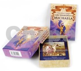 Vykládací karty Archanděla Michaela