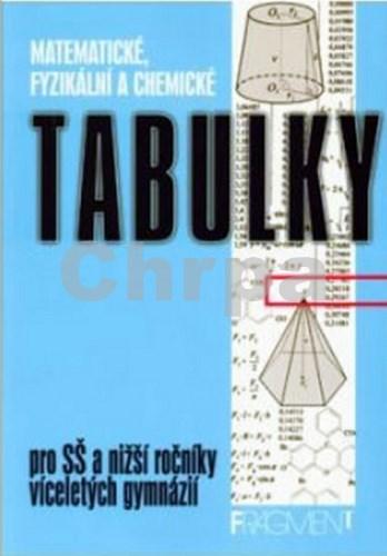 Matematické, fyzikální a chemické tabulky