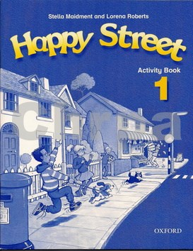 Happy Street 1 Activity Book