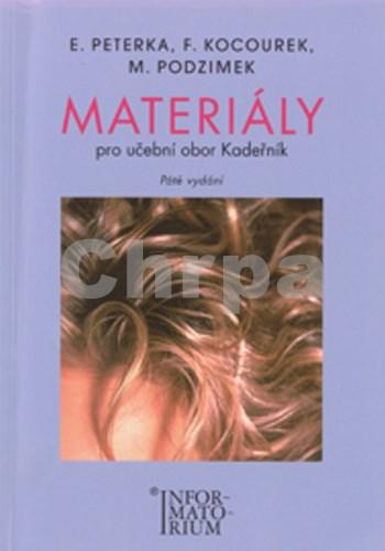 INFORMATORIUM Materiály pro učební obor Kadeřník