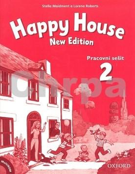 Happy House 2 New Edition Pracovní sešit