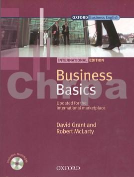 Business Basic International Edition Studen's Book Pack