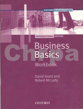 Business Basic International Edition Workbook