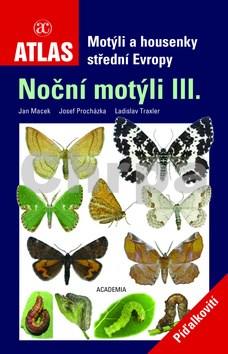 Atlas Noční motýli III.