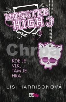 Monster High 3 Kde je vlk, tam je hra