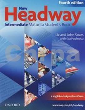New Headway Intermediate Maturita Student´s Book Fourth Edition + iTutor DVD-rom