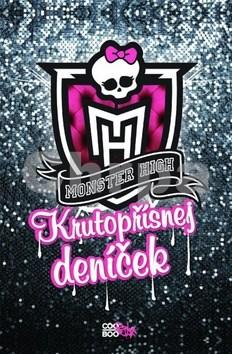 Monster High Krutopřísnej deníček