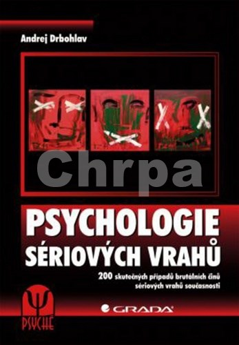 GRADA Psychologie sériových vrahů