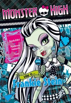 Monster High Vše o Frankie Stein