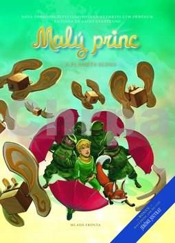 Mladá fronta Malý princ a planeta Slova