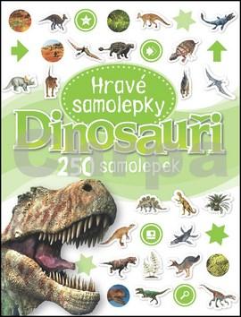 Dinosauři Hravé samolepky