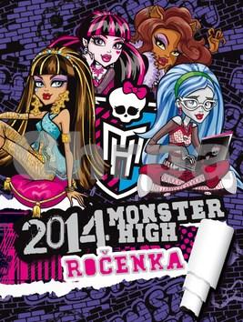 Monster High Ročenka 2014