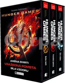 Hunger Games BOX 1-3