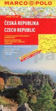 Česká republika 1:300 000