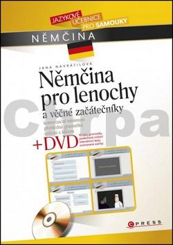Němčina pro lenochy a věčné začátečníky + DVD