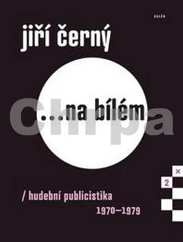 Jiří Černý na bílém 2