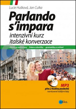 Intenzivní kurz italské konverzace + CD