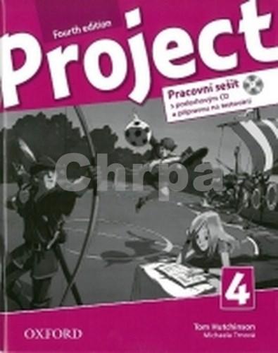 Project Fourth Edition 4 Pracovní sešit