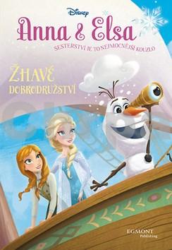 Anna & Elsa Žhavé dobrodružství