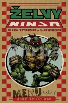 Comics Centrum Želvy Ninja Menu číslo 2