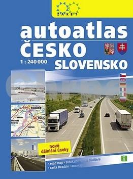 Autoatlas Česko Slovensko 1:240 000