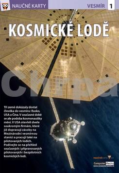 Naučné karty Kosmické lodě
