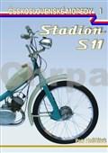 Hošťálek Petr: Československé mopedy 1 - Stadion S11