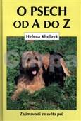 O psech od A do Z