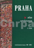 Praha atlas ortofotomap 1:5000