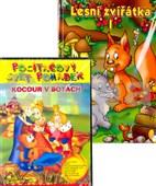 Lesní zvířátka + CD ROM