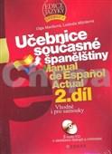 Učebnice současné španělštiny 2.díl + 3 CD