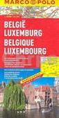 Belgie/Lucembursko 1:300 000