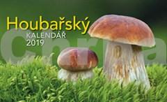 Houbařský kalendář 2019 - stolní kalendář