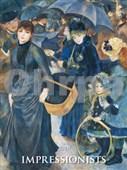 Impressionists 2019 - nástěnný kalendář