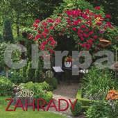 Zahrady 2019 - nástěnný kalendář