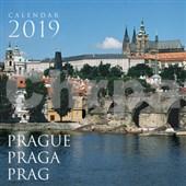 Praha CM 2019 - nástěnný kalendář