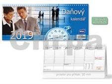 Daňový - stolní kalendář 2019