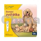 Minikniha Domácí zvířata