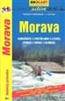 Morava vodácký průvodce 1:50 000