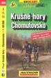 Krušné hory, Chomutovsko 1:60 000