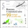 Boeing v pavoučí síti