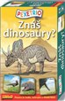 Pexetrio Znáš dinosaury?