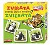 Pexetrio Kids Zvířata Poznáš jejich rodinu?